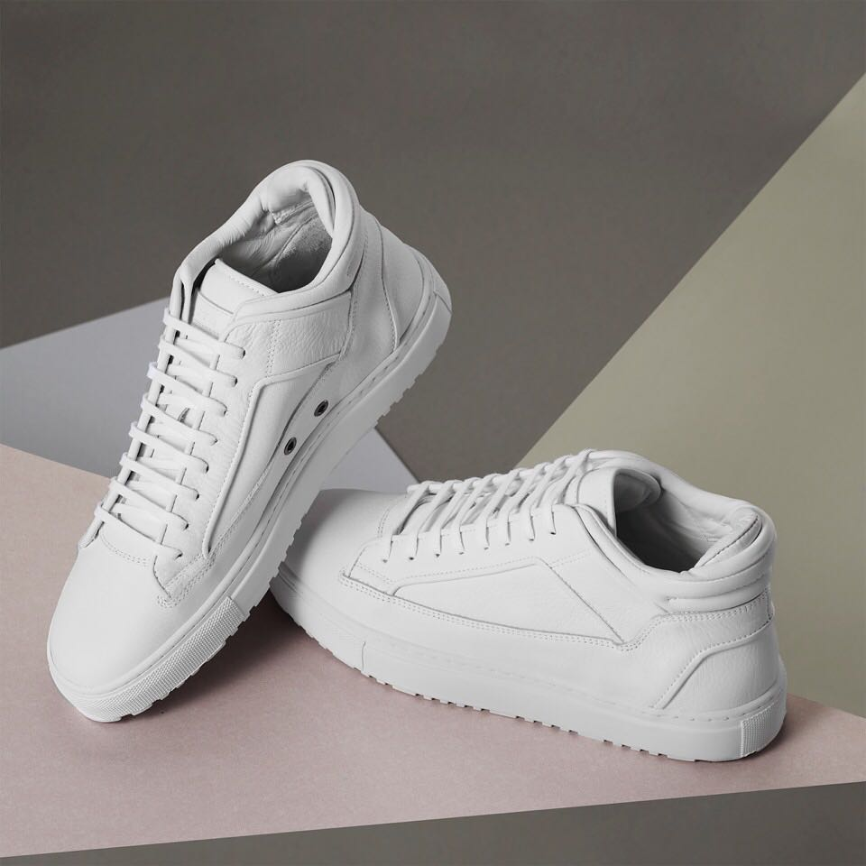 ETQ Fall/Winter 2015 White sneaker