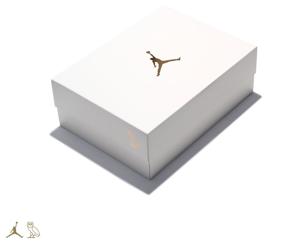 Air Jordan 10 OVO Shoebox