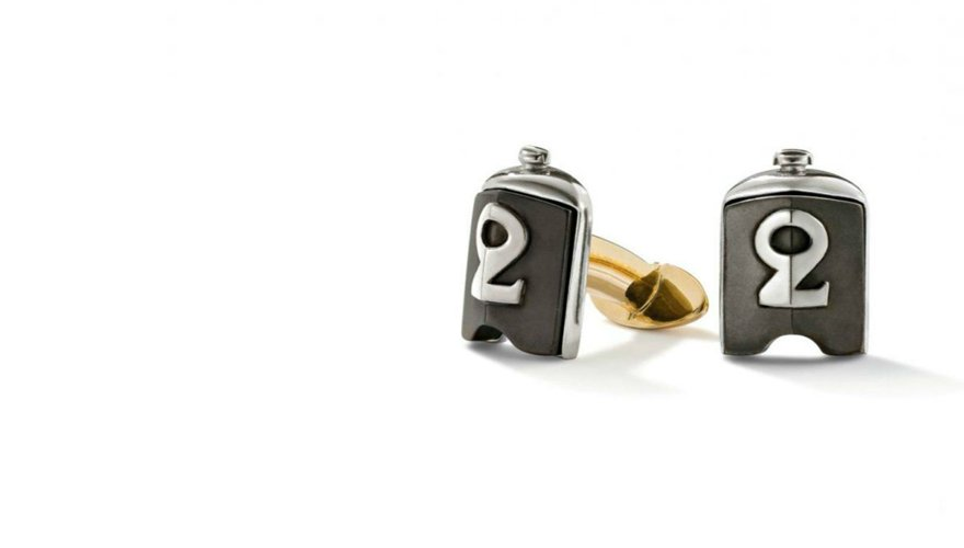 Bentley Old Radiator Cufflinks