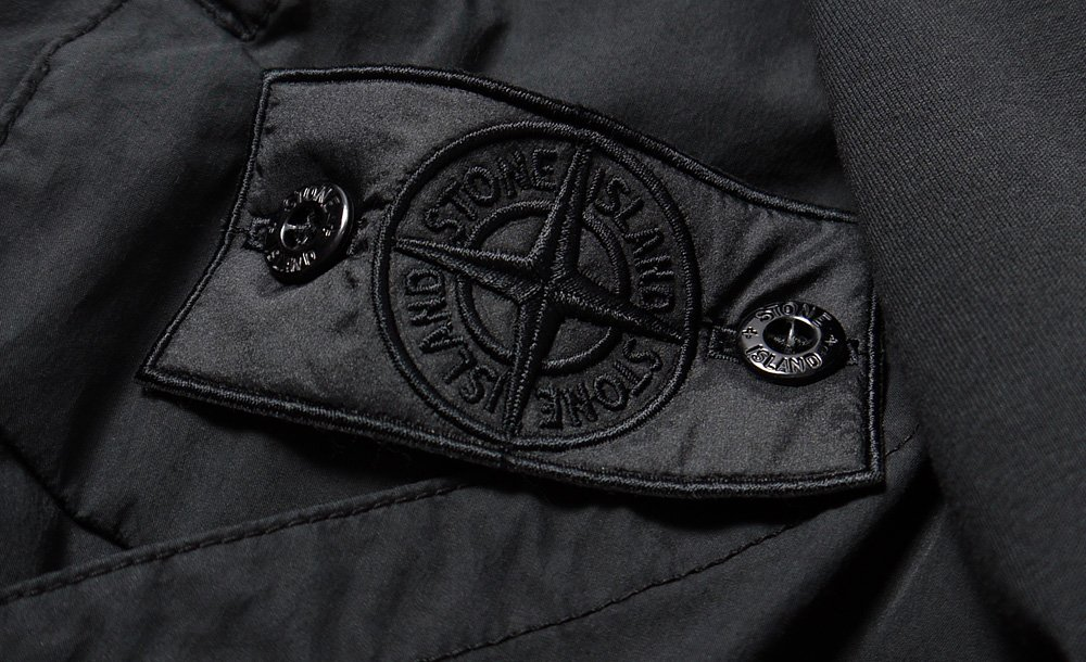 Black Patch Stone Island shadow