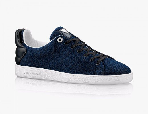 Louis Vuitton Frontrow Sneaker blue