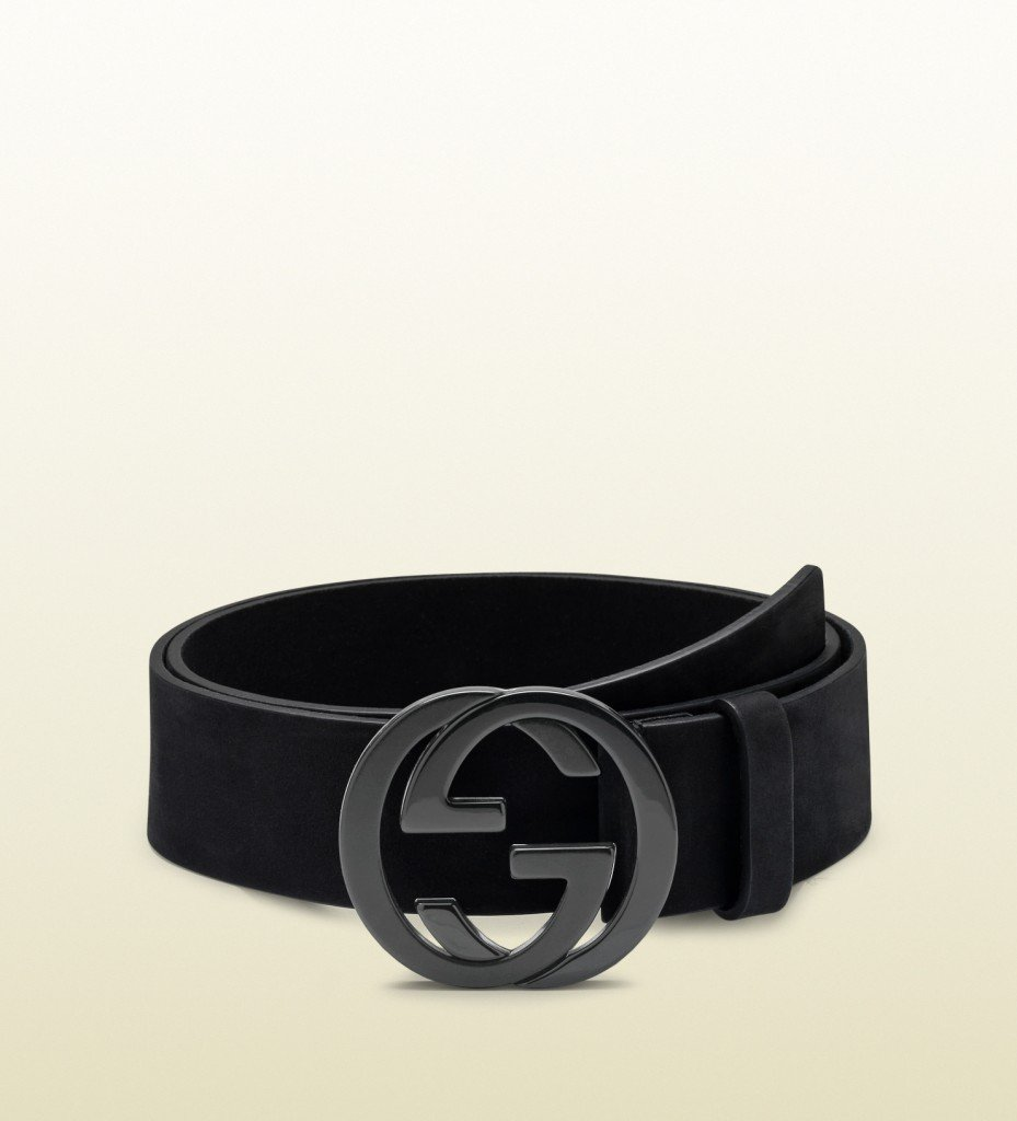 Gucci Belt Buckle black