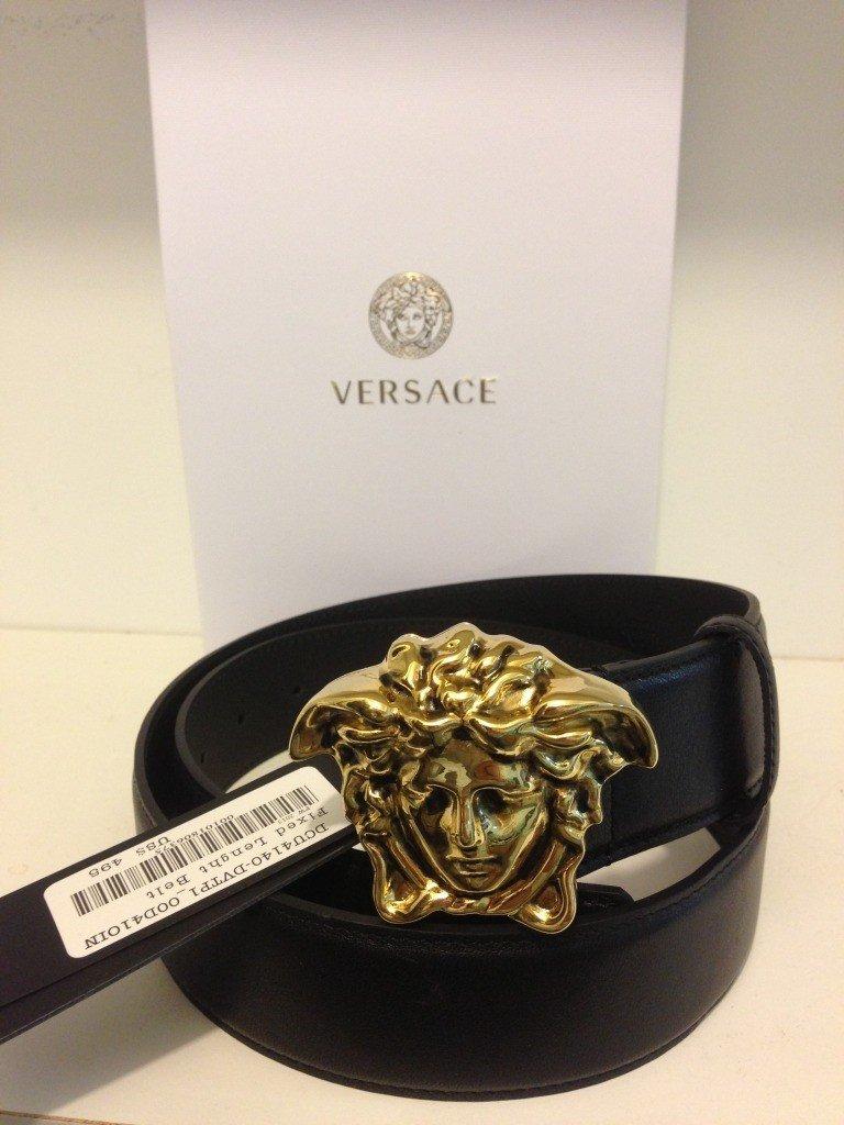 Versace Medusa Belt