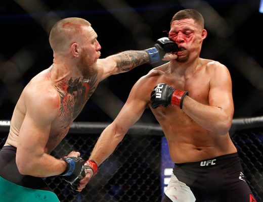 Conor McGregor pay UFC 202