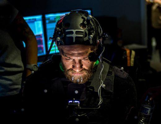 Conor McGregor Call of Duty Infinite Warfare