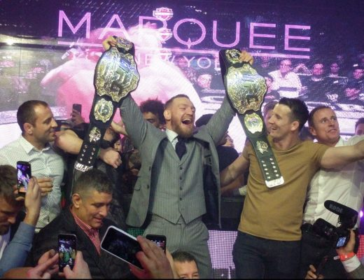 Conor McGregor Party