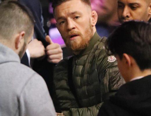 Conor McGregor Moncler Jacket