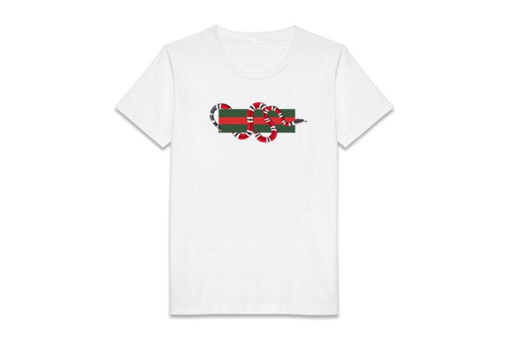 gucci snake t-shirt bootleg