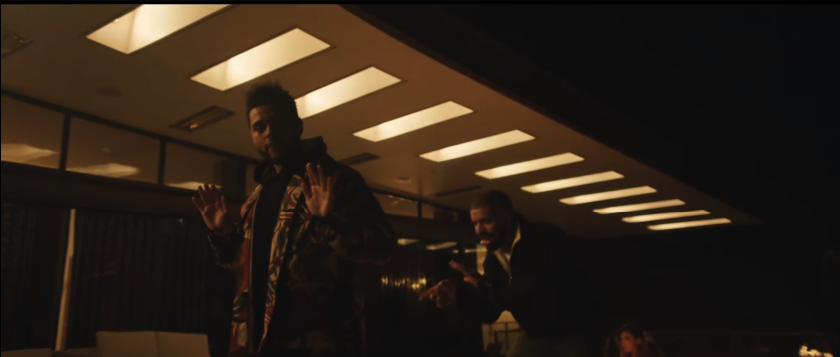 Drake & The Weeknd Reminder Music Video