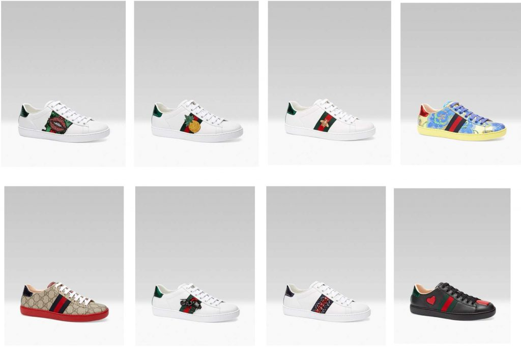 Gucci Ace low-top all