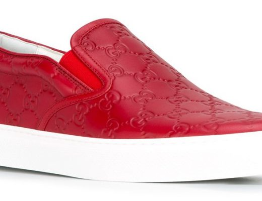 Gucci slip-on sneakers