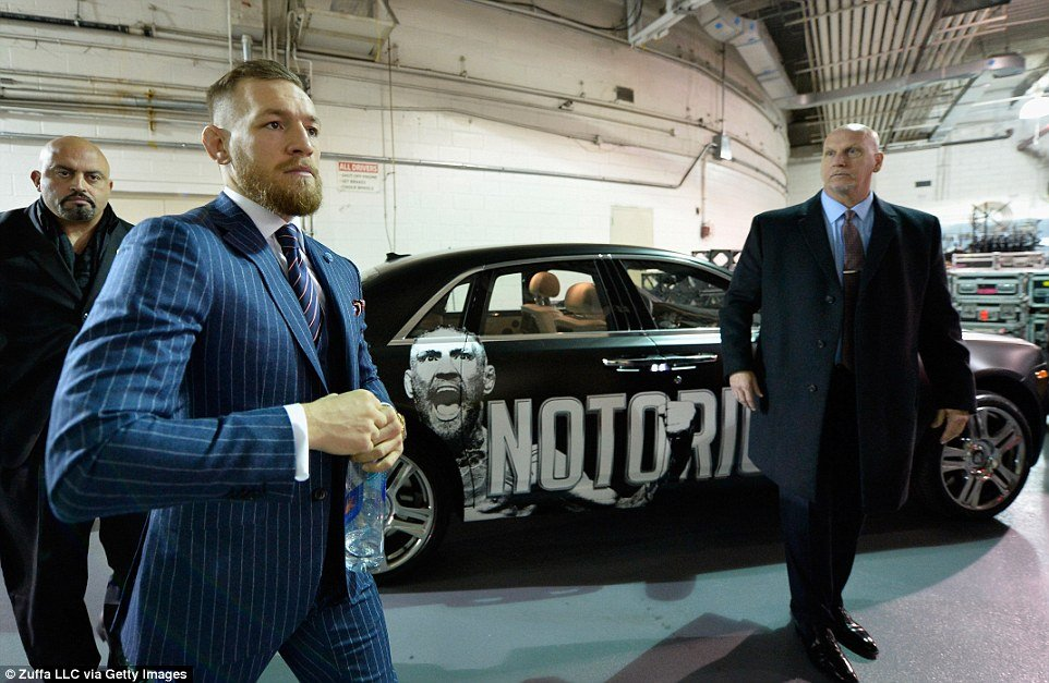 Conor McGregor in Miami
