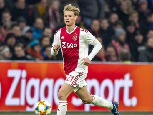 Frenkie de Jong net worth
