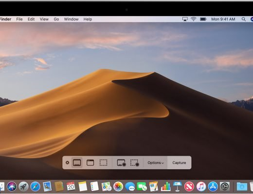 How to take a screenshot on Mac