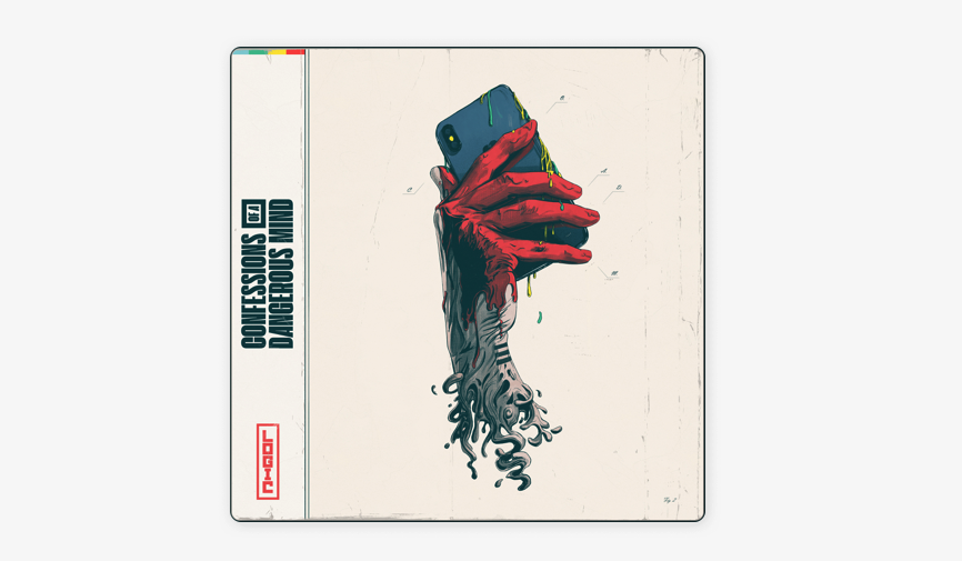 Download Logic Album Confessions of a Dangerous Mind