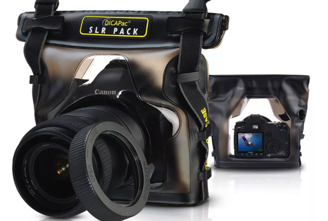 waterproof SLR camera case