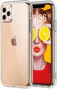 Stoon iPhone 11 Pro case transparent